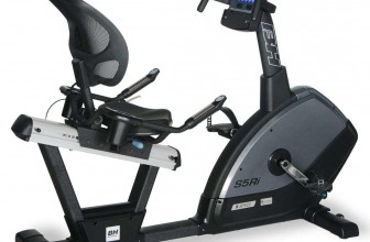 BH Fitness S5Ri Recumbent Bike Review