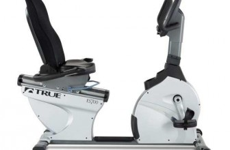 True ES700 Recumbent Bike